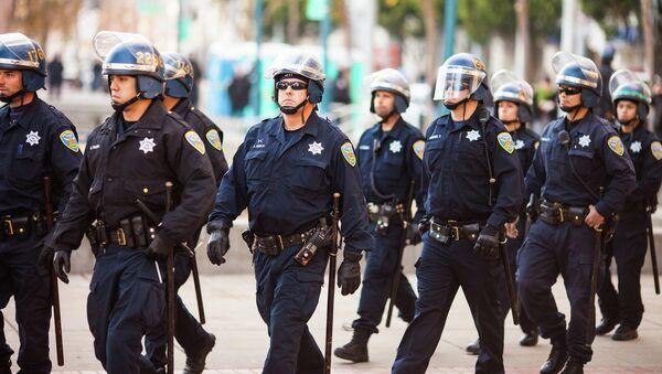 San Francisco police - Sputnik International