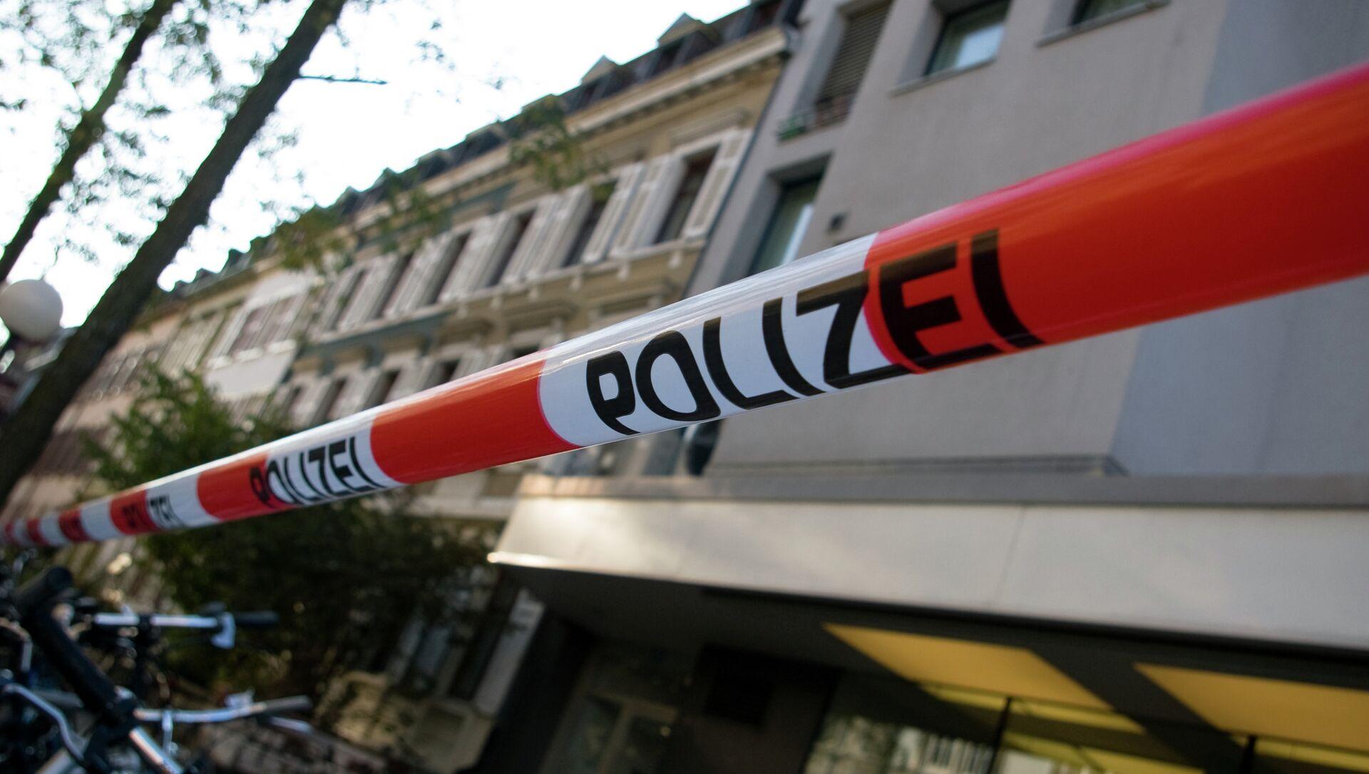 Swiss police (File photo) - Sputnik International, 1920, 02.08.2021