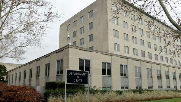 The State Department in Washington - Sputnik International