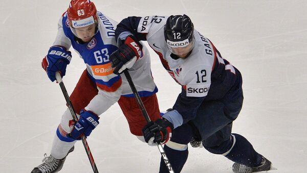 Ice Hockey World Championship 2015. Russia vs. Slovakia - Sputnik International