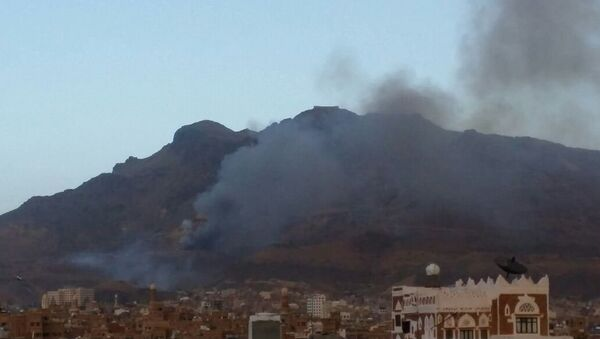 Yemen's capital Sanaa - Sputnik International