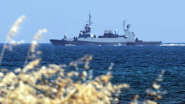 Sa'ar 5 a class of Israeli Navy corvettes - Sputnik International