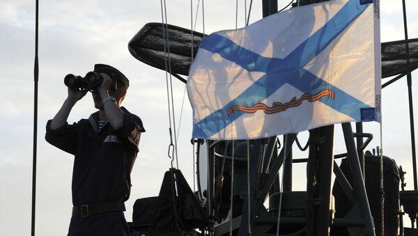Exercise of Marine Corps battalion of the Caspian Fleet - Sputnik International