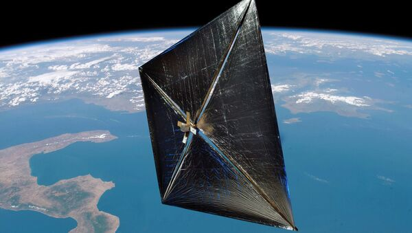 NASA is looking for cutting-edge ideas for launching the cubesats beyond our atmosphere. - Sputnik International