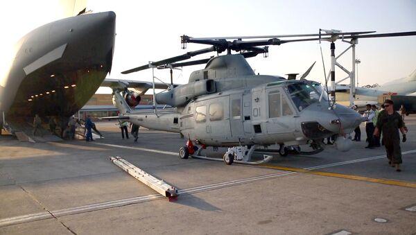 UH-1Y Huey - Sputnik International