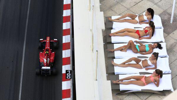 The Monaco Formula One Grand Prix - Sputnik International
