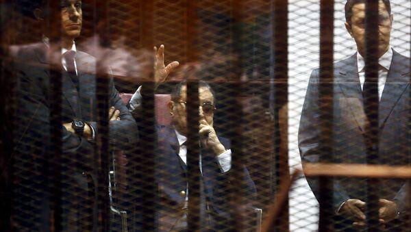 Egypt's former president Hosni Mubarak - Sputnik International