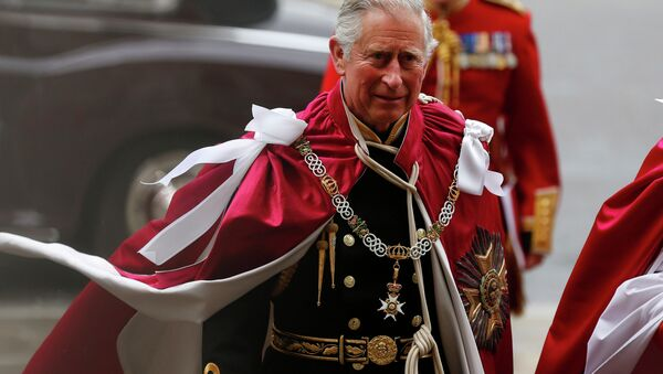 Britain's Prince Charles - Sputnik International