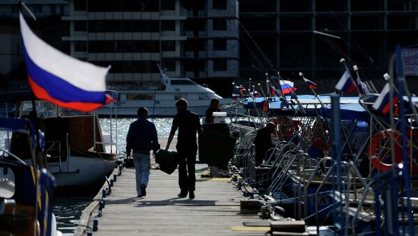 Views of Crimea. Balaklava - Sputnik International