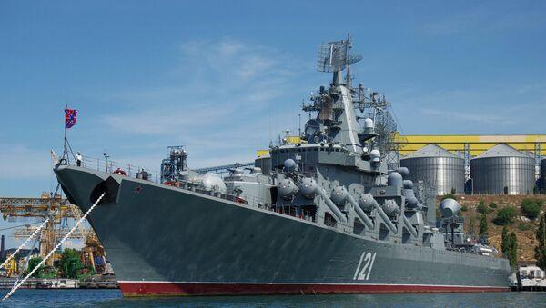 Ships of Black Sea Fleet in Sevastopol - Sputnik International
