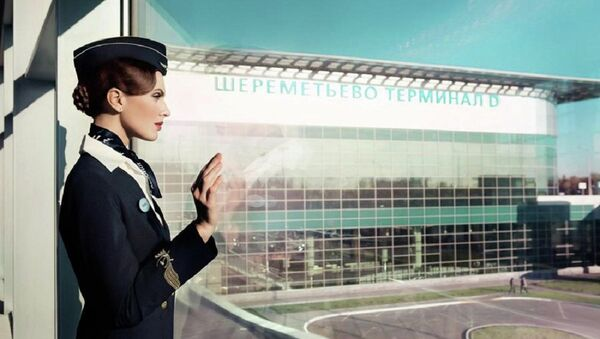 Aeroflot Calendar - Sputnik International
