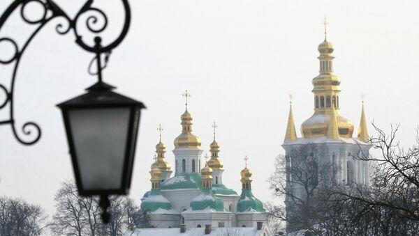 Kiev Monastery of the Caves - Sputnik International