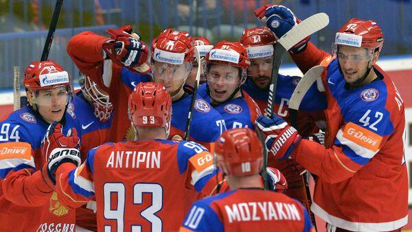 Ice Hockey World Championship 2015. Sweden vs. Russia - Sputnik International