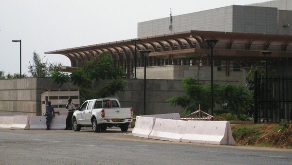 US embassy in Burundi - Sputnik International