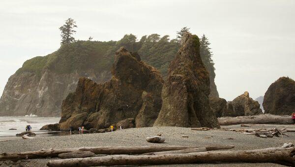 Washington State, Pacific Coast - Sputnik International