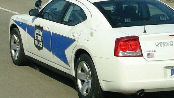 Indiana State Police, dodge charger - Sputnik International