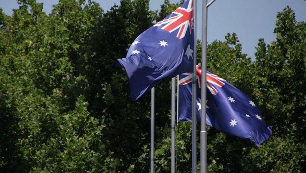 Australian Flags - Sputnik International