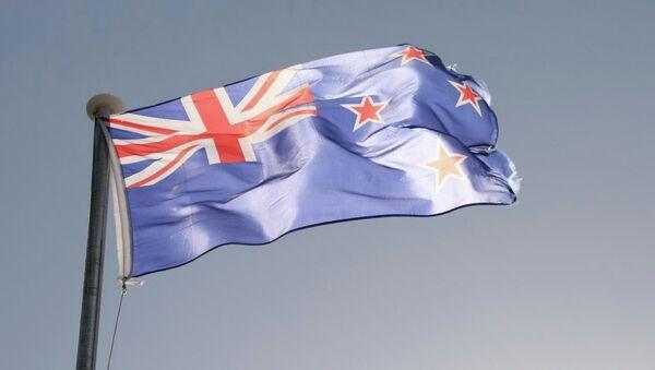 New Zealand Flag, Whangarei - Sputnik International
