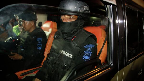 Indonesian police - Sputnik International