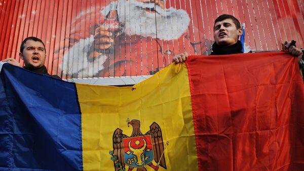 Rally in Moldova. File photo - Sputnik International