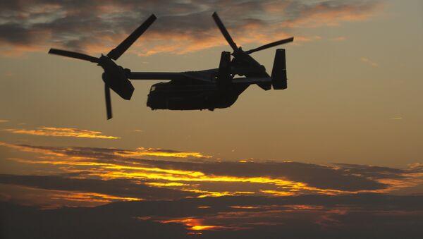 US Marine Corps Bell Boeing MV-22 Osprey - Sputnik International