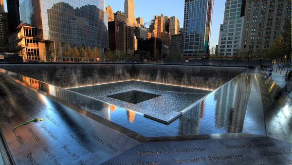 9/11 Memorial  New York - Sputnik International