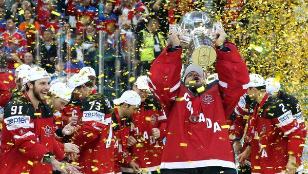 Hockey. The World Cup - 2015. Final. Canada - Russia - Sputnik International