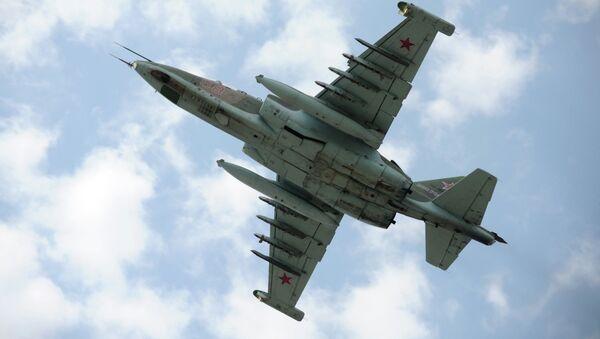 Su-25 attack plane - Sputnik International
