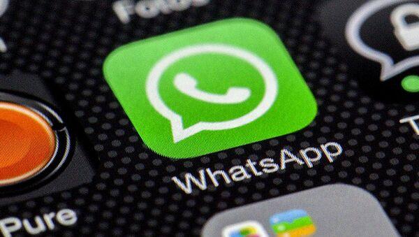 WhatsApp media platform - Sputnik International