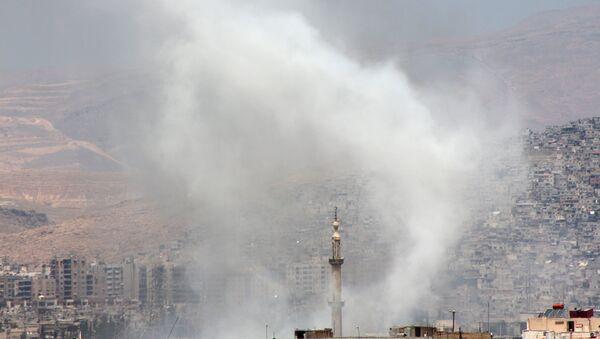 Damascus suburb - Sputnik International