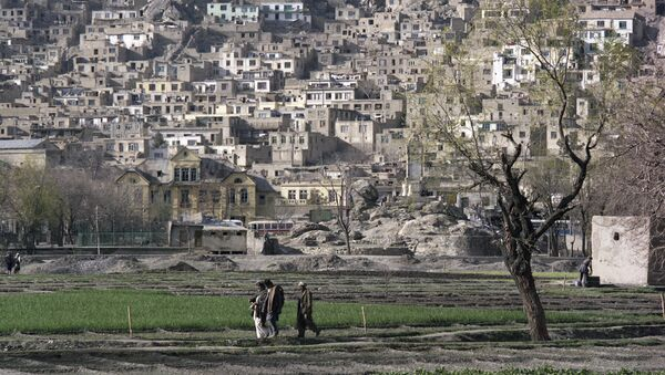 View of Kabul - Sputnik International
