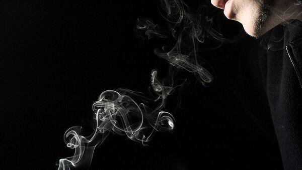 Smoking - Sputnik International