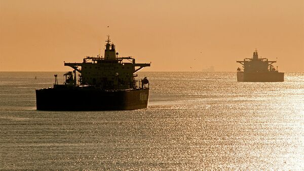 Oil tankers - Sputnik International