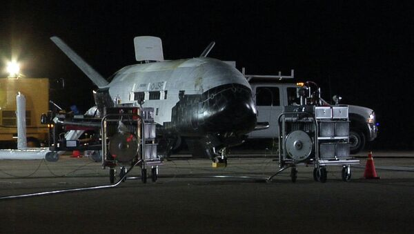 The US Air Force successfully launched on Wedneday the reusable unmanned X-37B Orbital Test Vehicle, United Launch Alliance, which provides launch services to the US government, said in a statement - Sputnik International