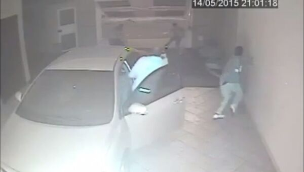 Brazil Garage Shootout - Sputnik International
