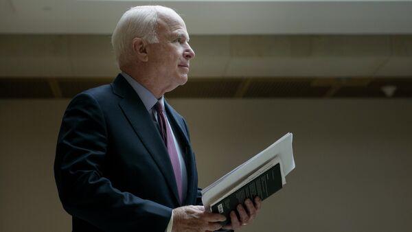 U.S. Senator John McCain - Sputnik International