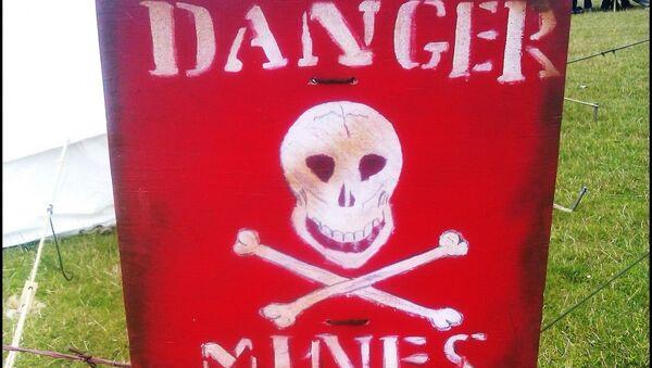 Danger Mines - Sputnik International