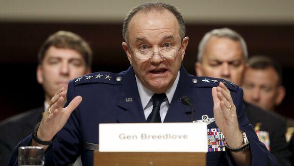 NATO Supreme Allied Commander Europe Philip Breedlove - Sputnik International