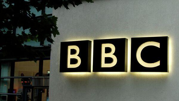 BBC logo - Sputnik International
