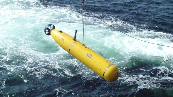 Unmanned underwater vehicle - Sputnik International