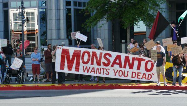 Monsanto - Sputnik International