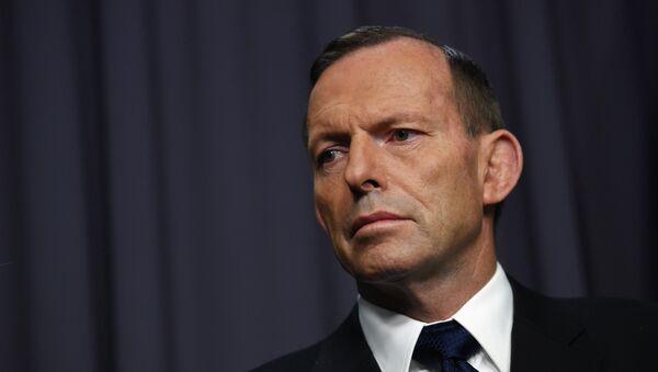 Australian Prime Minister Tony Abbott has been asked to step down by senior ministers. - Sputnik International