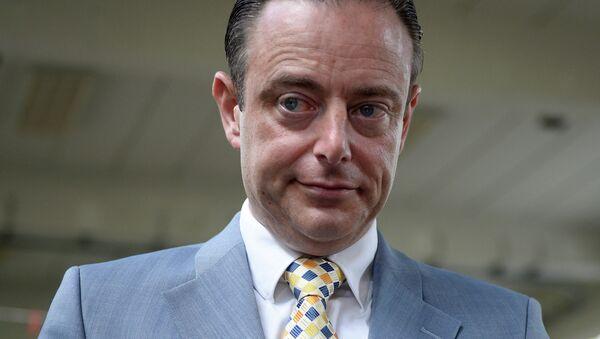 Antwerp mayor Bart De Wever - Sputnik International