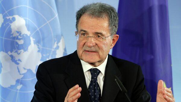 Romano Prodi - Sputnik International