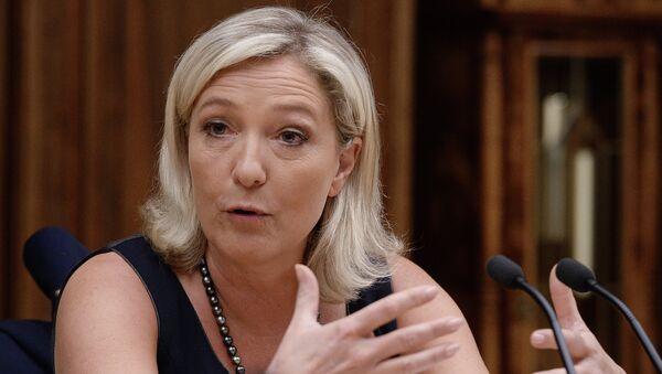 French politician Marine Le Pen - Sputnik International