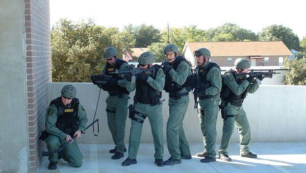 Williamson County, Texas, Sheriff's Office SWAT team - Sputnik International