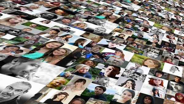 Social media profiles - Sputnik International