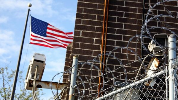 US Detention Center - Sputnik International