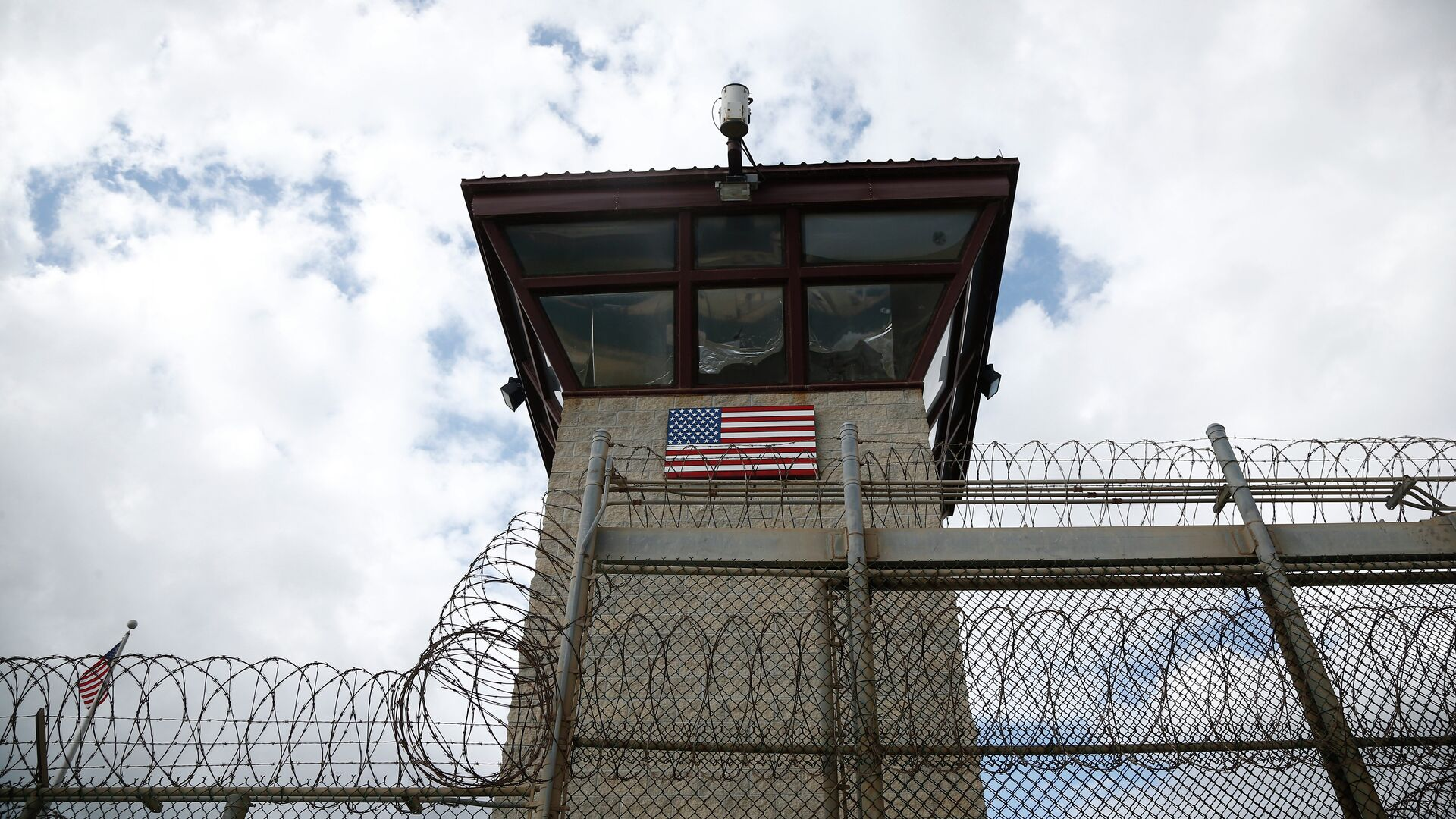 As of Wednesday, US authorities at Guantanamo Bay, Cuba will prohibit lawyers from bringing food to their imprisoned clients during meetings, purportedly to ensure food safety. - Sputnik International, 1920, 23.09.2021