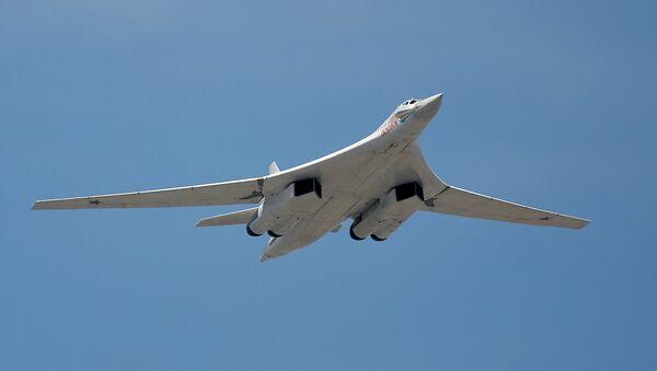 The Tupolev Tu-160 Blackjack strategic bombers - Sputnik International